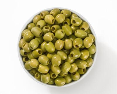 Olīvas zaļās bez kauliņiem DENOCCIOLATE